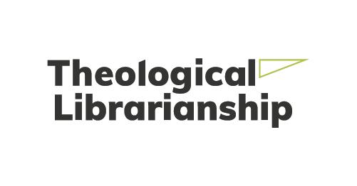 theological librarianship october
