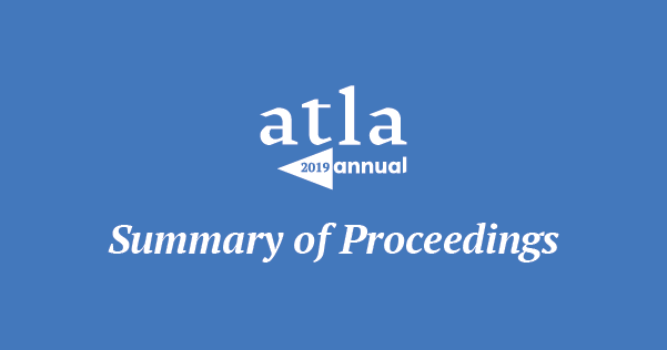Proceedings 19