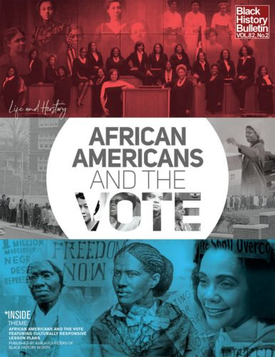 Black History Month Voter Suppression