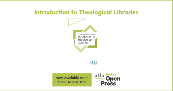 The Theological Librarian's Handbook
