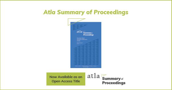 2019 Summary of Proceedings