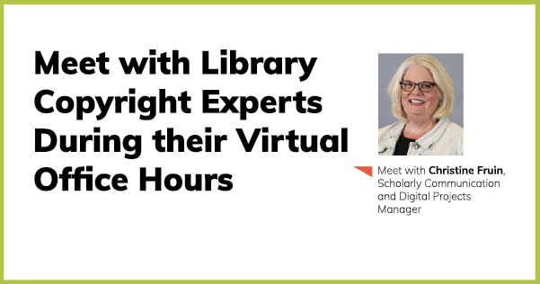 Virtual Copyright Office Hours