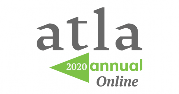 Atla Annual 2020 Online Recordings