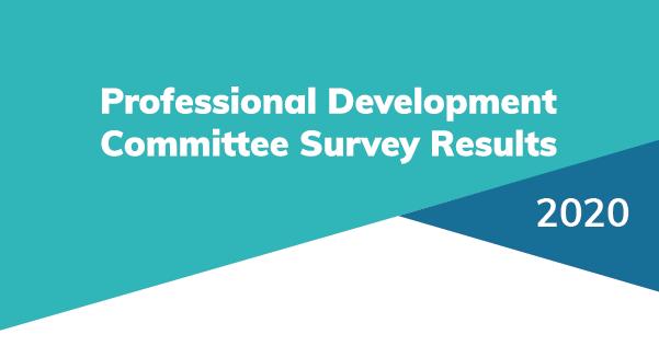 key findings professional development