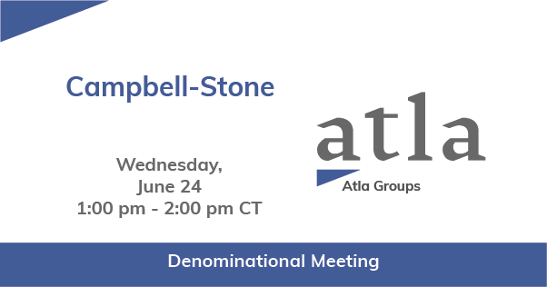 Campbell-Stone Denominational Group