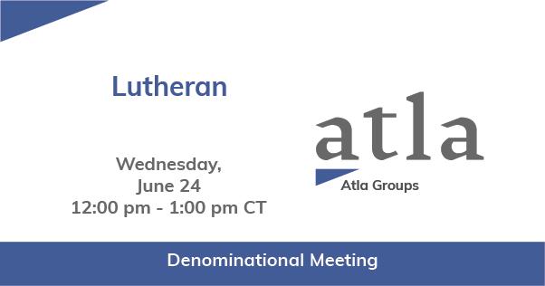 Lutheran Denominational Group