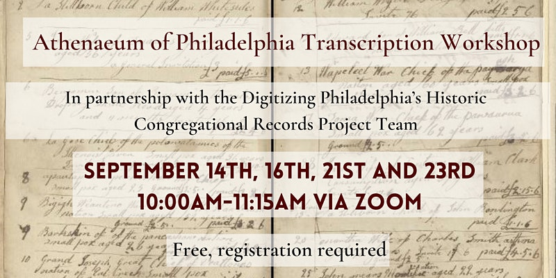 Virtual Transcription Workshop CLIR
