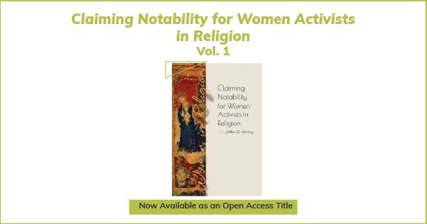 Claiming Notability Women in Religion