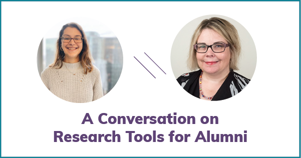 Research Tools for Alumni