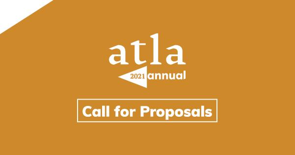 Atla Annual 2021 Proposal