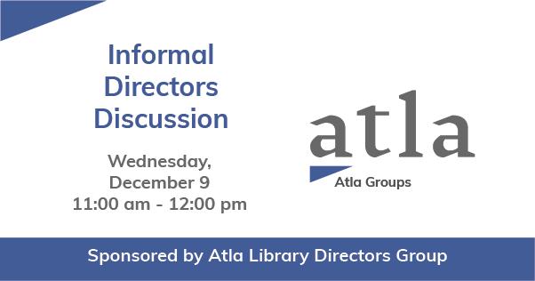 Informal Directors Discussion
