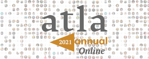 Atla Annual 2021 Online Overview