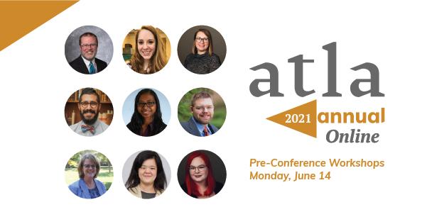 Atla Annual 2021 Online pre-conferences