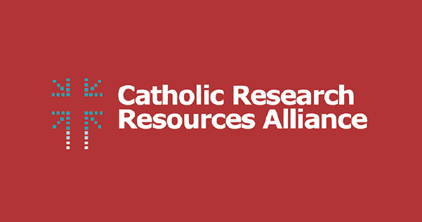 Catholic Research Resources Alliance Meeting