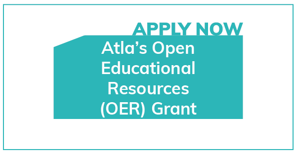 Apply for Open Educational Resources Grant