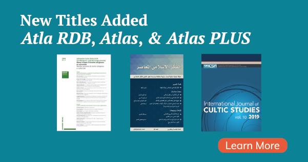Atla Products - April 2021