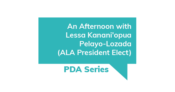 PDA Series - An Afternoon