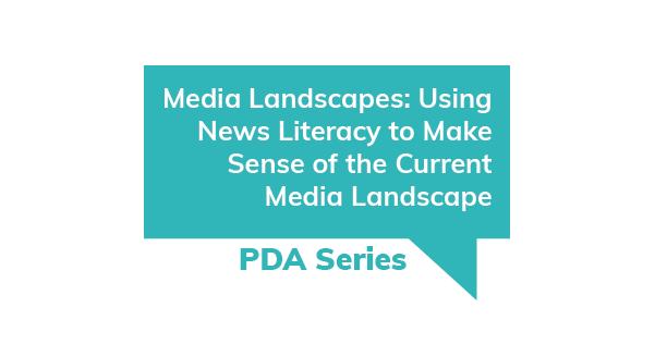 PDA Series - Media Landscapes