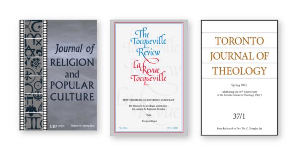 University of Toronto Press Journals