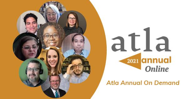 Atla Annual 2021 Online On Demand