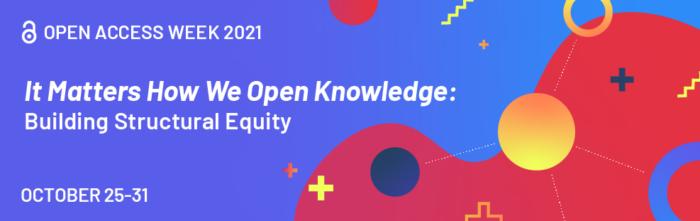 SCOOP Open Access Week 2021