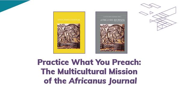 Africanus Journal